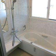 山梨市S様邸 浴室改修工事後