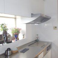 甲府市 IHクッキングヒーターのキッチンにリフォーム