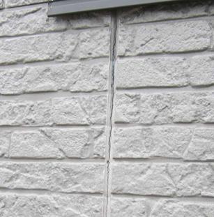 サイディングパネルの外壁