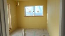 笛吹市 塗り壁のお家 内装工事 2F部屋