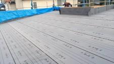 屋根ルーフィング工事
