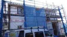 甲斐市 外壁工事2
