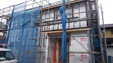 甲斐市 外壁工事3