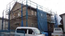 甲斐市 外壁工事4