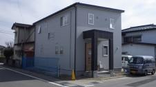 昭和町 サイディングのお家 外観