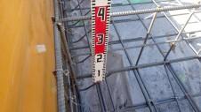 昭和町 サイディングのお家 基礎工事3