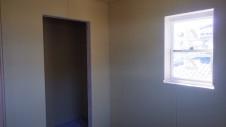 山梨市 塗り壁とエイジング加工のかわいい家 内装工事7