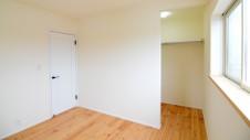 甲斐市 自然素材のナチュラルモダンのお家 2F部屋