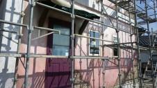 甲府市 エイジングのお家 外装工事12