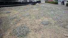 甲府市 エイジング加工のお家 地盤改良4
