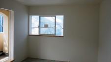 笛吹市石和町 エイジング加工のキュートな家 内装工事17
