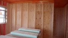 甲府市 漆喰塗り壁のかわいいお家 内装工事2