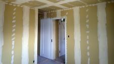 甲府市 漆喰塗り壁のかわいいお家 内装工事17