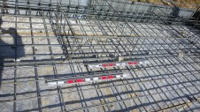 北杜市高根町 漆喰とウッドデッキのお家 基礎工事3