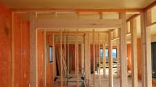 甲府市山宮に建つエイジング加工を施した大きなお家 内装工事10