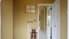 北杜市高根町 漆喰とウッドデッキのお家 内装工事12