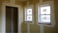 北杜市高根町 漆喰とウッドデッキのお家 内装工事13