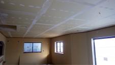 甲府市山宮に建つエイジング加工を施した大きなお家 内装工事15