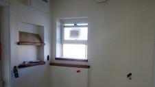 中央市浅利 自然素材の漆喰外壁のお家 内装工事17
