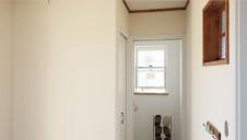 北杜市高根町 漆喰とウッドデッキのお家