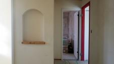 甲府市山宮に建つエイジング加工を施した大きなお家 内装工事19