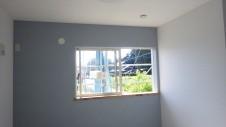 北杜市高根町 漆喰とウッドデッキのお家 内装工事19