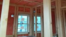 北杜市高根町 漆喰とウッドデッキのお家 内装工事2