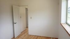 北杜市高根町 漆喰とウッドデッキのお家 内装工事23