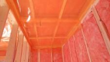 中央市浅利 自然素材の漆喰外壁のお家 内装工事4