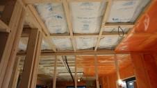 甲府市山宮に建つエイジング加工を施した大きなお家 内装工事9