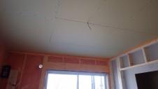 甲斐市龍地 漆喰仕上げのキュートなお家 内装工事11