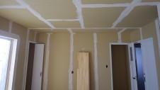 甲斐市龍地 漆喰仕上げのキュートなお家 内装工事14