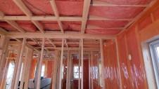 甲斐市龍地 漆喰仕上げのキュートなお家 内装工事8
