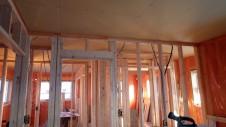 甲斐市龍地 漆喰仕上げのキュートなお家 内装工事9