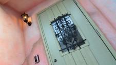 甲府市 エイジングのお家 玄関ドア