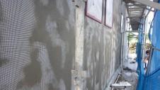 甲府市山宮町 インダストリアルデザインのお家 外装工事10