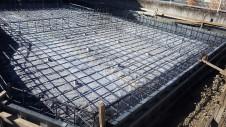 甲斐市竜王新町 自然素材にこだわるお家 基礎工事3