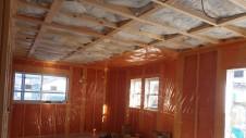 甲斐市竜王新町 自然素材にこだわるお家 内装工事9