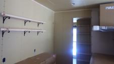 山梨市 大好きな自然素材の漆喰のこだわりのお家 内装工事16
