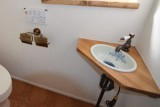 造作カウンター&手洗いボウル-3