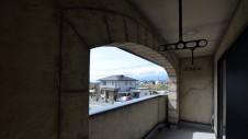 甲府市山宮に建つエイジング加工 外観6