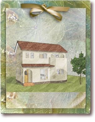 かわいい家でローコスト住宅 フローレンス-2