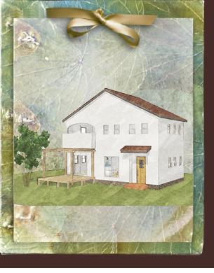 かわいい家でローコスト住宅 フローレンス-5
