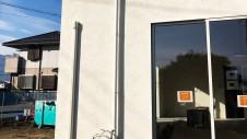 南アルプス市の仲良し家族のお家 外装工事13
