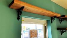甲斐市に建つレザークラフト屋さんのかわいいお家 内装工事10