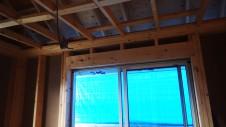 南アルプス市の仲良し家族のお家 内装工事2
