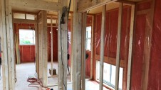 南アルプス市の仲良し家族のお家 内装工事3
