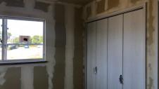 甲斐市に建つレザークラフト屋さんのかわいいお家 内装工事8