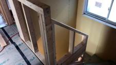 南アルプス市の仲良し家族のお家 内装工事8