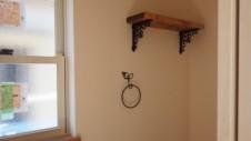 笛吹市に建つくつろぎのカフェスタイルのお家 内装工事12